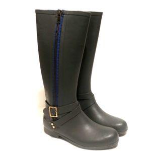 Steve Madden Lightening Rain Boots Size 9